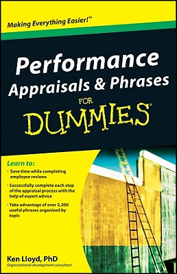 Performance Appraisals & Phrases for Dummies By Lloyd, Ken